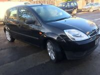 Ford FIESTA 2005 Automatic