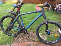 Cube acid 30 Gear mountain bike. Rrp £879. Swaps? Offers