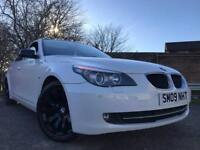 BMW 520d 2009 Full Years Mot Low Mileage Full Service History Drives Great !!!
