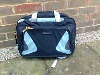 New unused Brenthaven combined laptop bag and backpack .