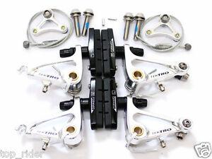 Tektro CR720 Cyclocross Cantilever Brake Set Front & Rear Silver