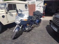 Honda Goldwing GL1200A Aspencade, Full MOT, recent service