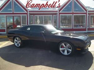 2010 Dodge Challenger SRT8 !! NAV!! HEATED LEATHER!! ALLOYS!! LO