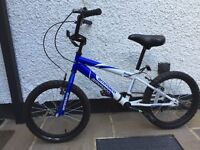 Childrens BMX-style bike (age 6-8)