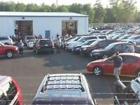 Public Auto Auction every Wednesday, 6pm, Moncton Open to All