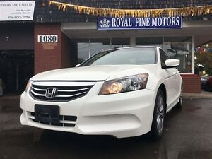 2012 Honda Accord Sedan EX-L w/Navi,Leather,BackUpCam*,Sunroof,E