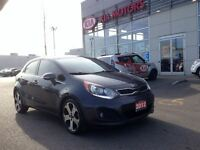 2012 Kia Rio SX LEATHER BLUETOOTH SUNROOF ALLOYS LOADED!!
