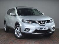 NISSAN X-TRAIL 1.6 DCI ACENTA 5DR (silver) 2014