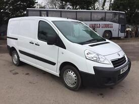 PEUGEOT EXPERT 1200 2.0HDI PANEL VAN, 2012/12 PLATE WITH 1 OWNER FROM NEW AND LOW MILEAGE.