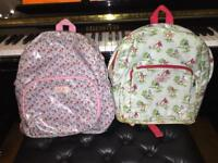 Cath Kidston children's backpacks