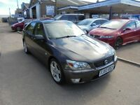 2002 02 lexus is200 2.0 automatic