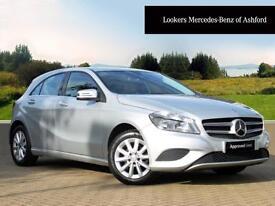 Mercedes-Benz A Class A180 CDI BLUEEFFICIENCY SE (silver) 2015-07-03