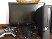 Xbox 360 S Bundle (Items may be bought separately)