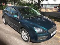 2006 Ford Focus ZETEC Perfect Drive. Mot. Tax. Warranty FSH