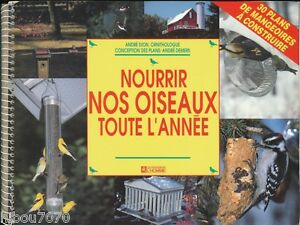 NOURRIR-NOS-OISEAUX-TOUTE-L-039-ANNEE-ANDRE-DION-1989-SIGNE