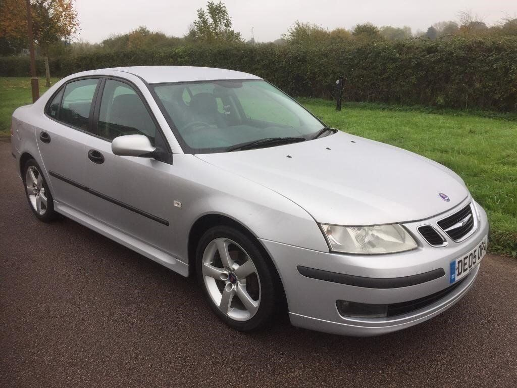 2005 Saab 9-3 Vector Sport Saloon 2.0 Automatic - Top Condition