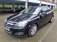 2009 Vauxhall Astra Design, 1.6 Petrol, Manual with 43000 Miles, New MOT