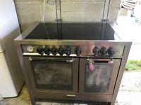 Baumatic Electric Range Cooker