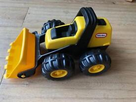 Little tikes digger toy