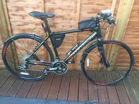 Boardman Hybrid Pro Bicycle 49 cm frame