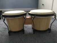Double bongos