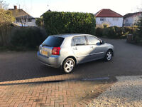 2002 Toyota Corolla in stunning condition and only 95k miles great driver