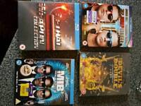various blu ray for sale