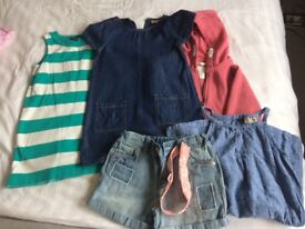 Girls clothes age 6-7 Next and Gap
