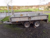 Ifor Williams trailer LM 10x5