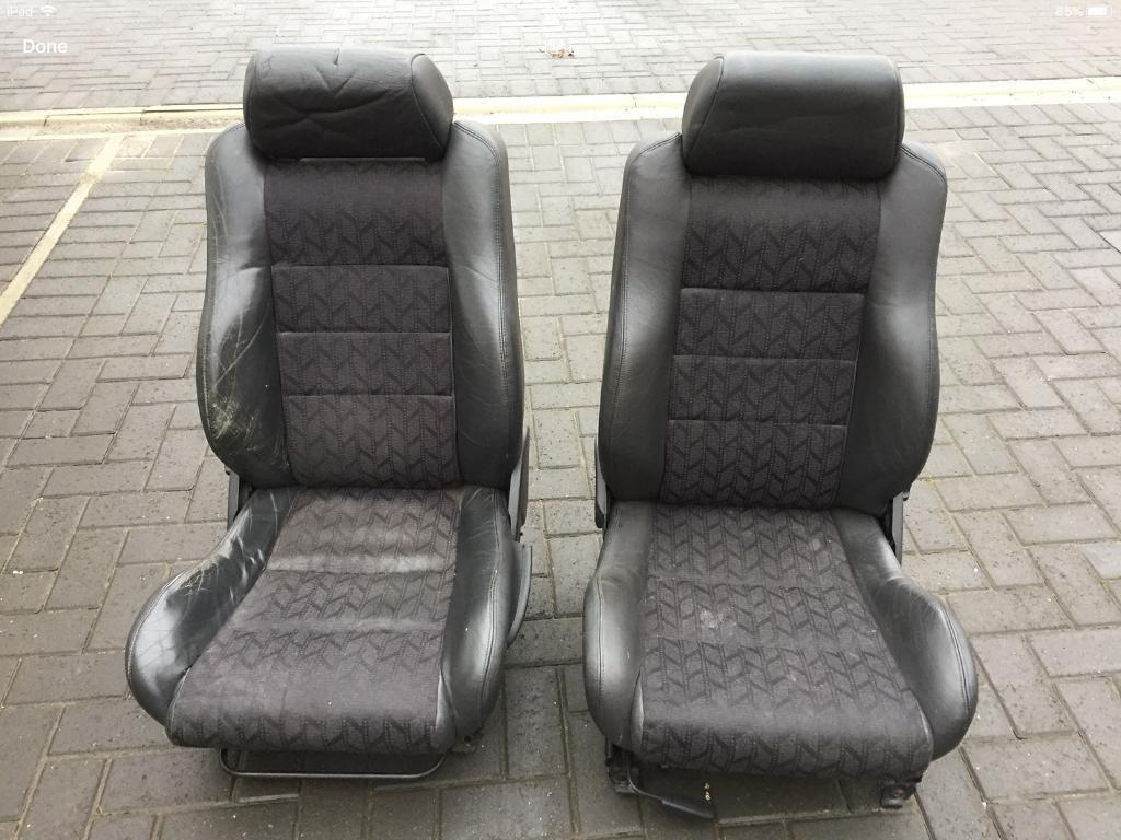 Rover 200 GTI Coupe Tomcat Front & Rear Seats *Kit Car*VW Camper*Retro Ride*