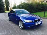 2009 BMW 320D M SPORT AUTO LCI BUSINESS EDITION FULLY LOADED *SUNROOF/XENONS/PRO SAT NAV* 330D/335D