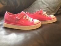 Heelys in Pink Size 12 (junior)