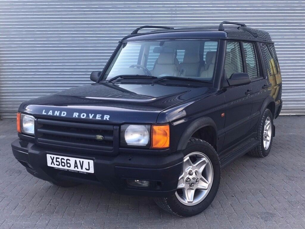 2001 Land Rover Discovery Td5 Es 2 5 Diesel Engine