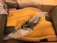 Genuine Timberland Boots