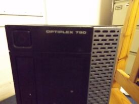 joblot of 5 Dell Optiplex 790 PC Intel Core i3 for spares or repair