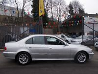 BMW 5 Series 2.5 525d SE 4dr IMPRESSIVE PERFORMANCE 03/52 AUTOMATIC