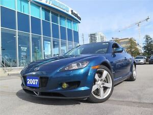 2007 Mazda RX-8 GT SUPER LOW MILEAGE LOADED!!!