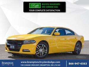 2018 Dodge Charger GT | AWD | EX CHRYSLER COMPANY DEMO