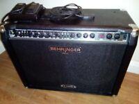 Behringer GMX110 V-tone amplifier