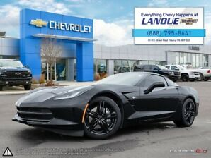 2017 Chevrolet Corvette Stingray  - Bluetooth