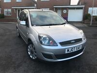 Ford Fiesta 1.25, Full Service History, One owner