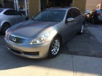 2009 Infiniti Berline G37 Luxury/Sport