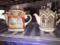 Tea pots, Sadler