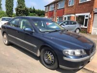 Volvo S60 2.4 D S 4dr£399 great drive 2003 (03 reg), Saloon