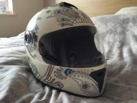 Shark helmet lady size m