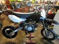Wpb 140cc 2013 Pitbike