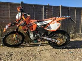 KTM 450 EXC 2004