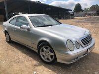 2001 Mercedes CLK 230 Kompressor - Great Deal