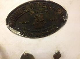 Security Safe Samuel withers and co