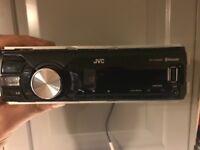 Jvc kd250bt Bluetooth car stereo, radio
